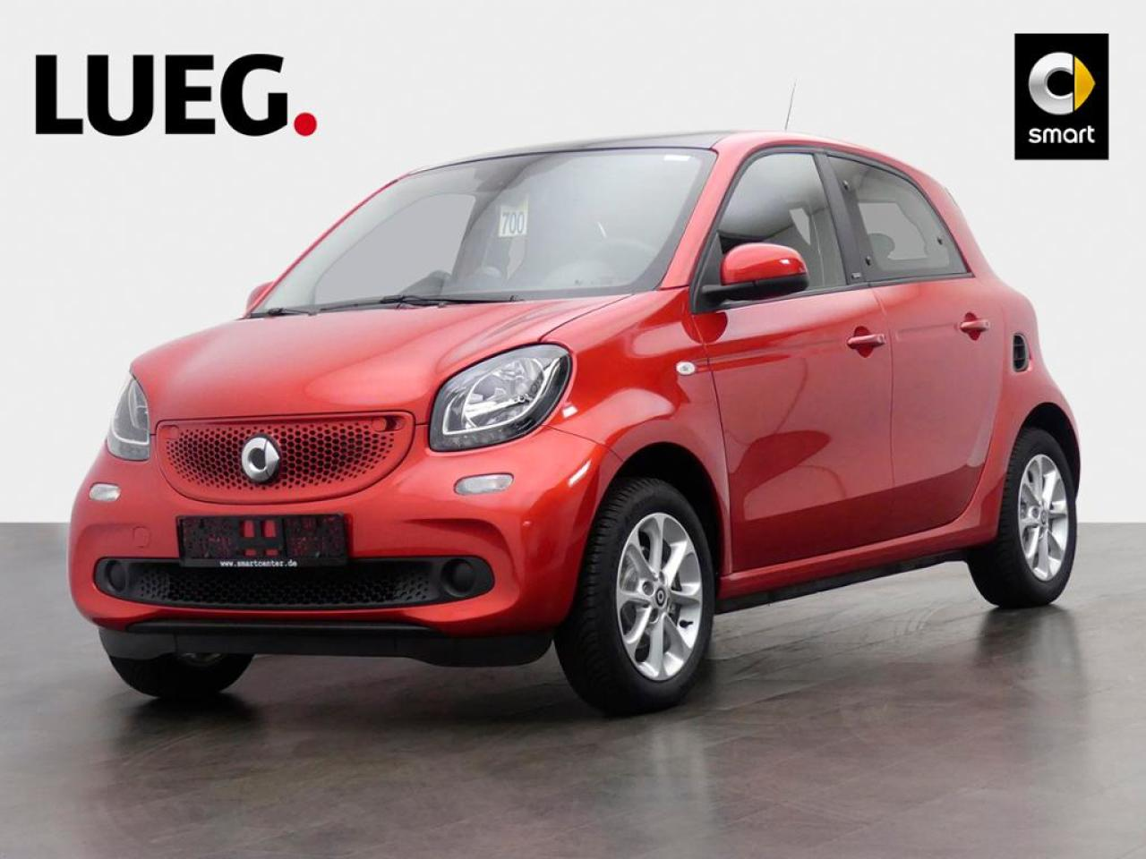 forfour 52kW (71 PS) passion+Pano.+Cool u. Audio