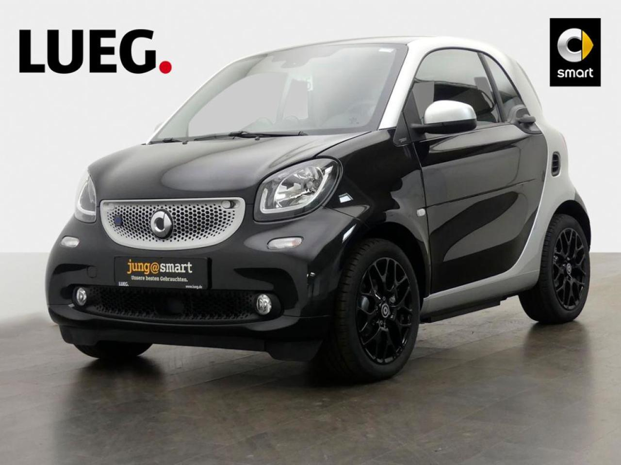 eq fortwo coupé 60 kW Sportpaket+passion+Pano.