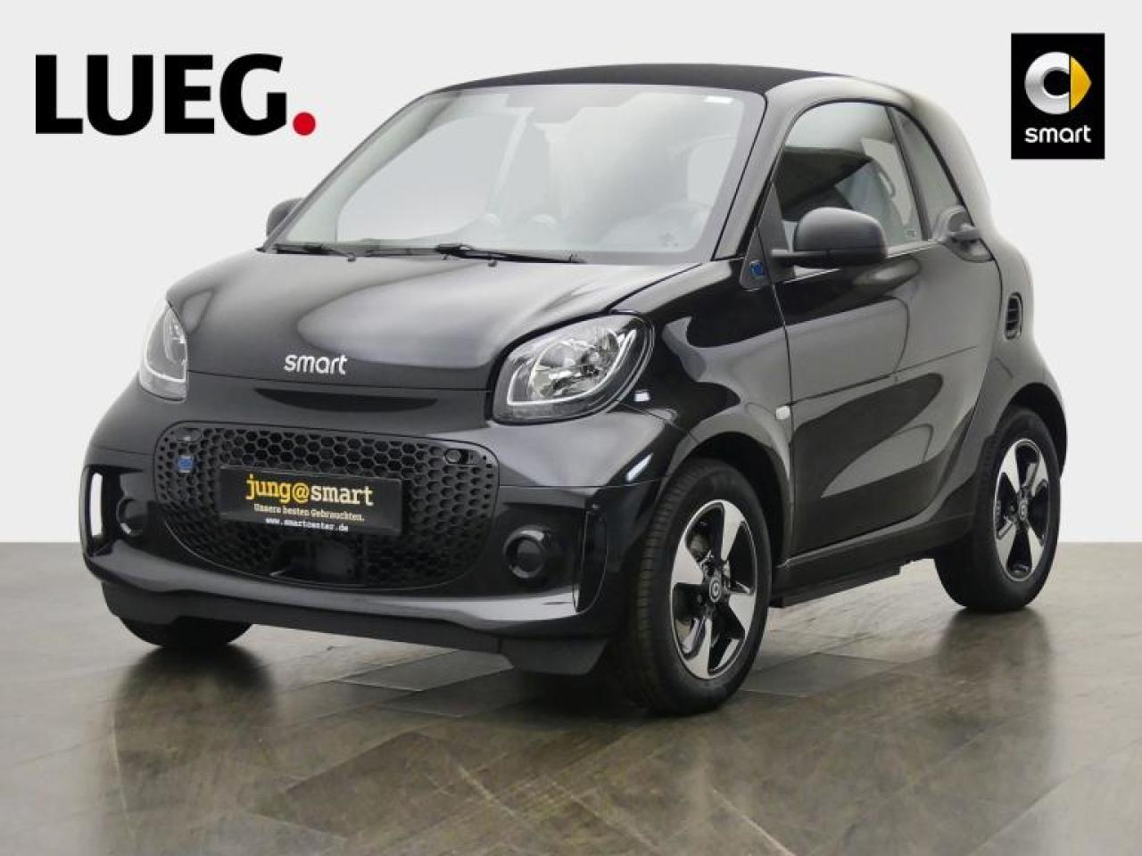 eq fortwo coupé 60 kW - 5000&euro Umweltprämie -