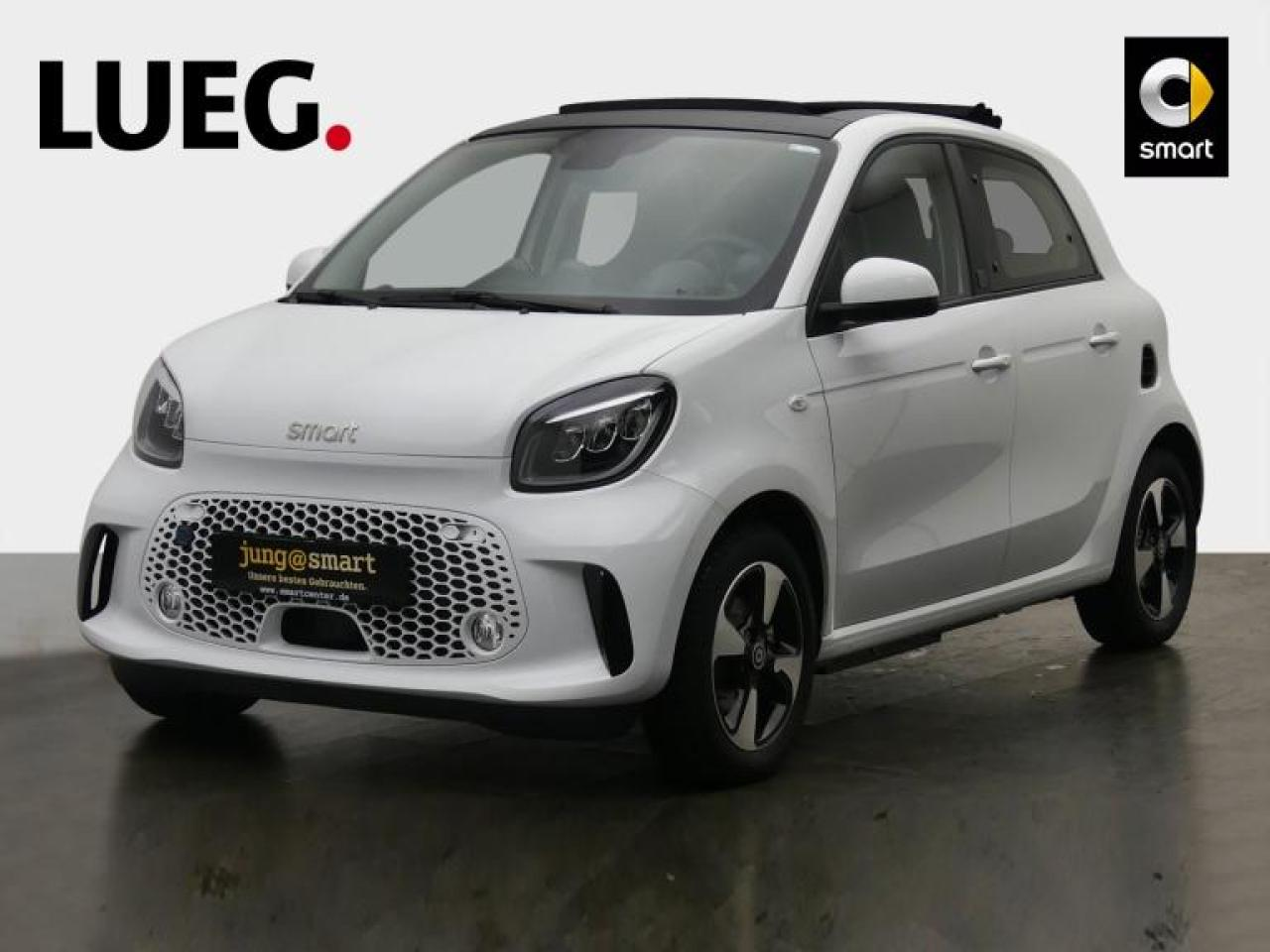 forfour electric drive 60kW Faltdach