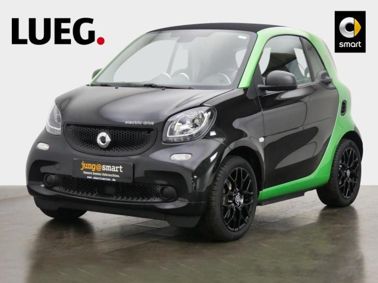 eq fortwo coupé 60 kW Cool u. Audio