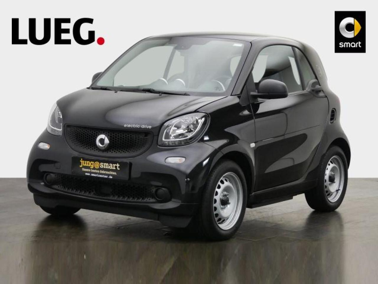 EQ fortwo Coupe 60 kW Serie Pano.+Cool u. Audio