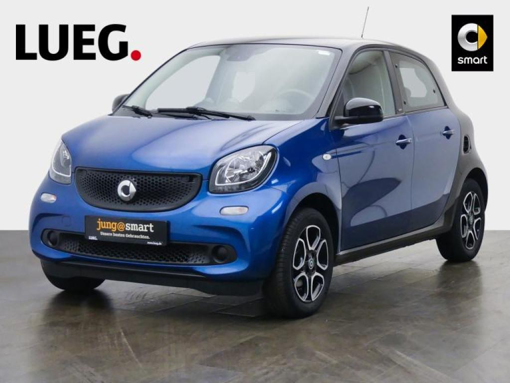 FORFOUR 66 KW passion Cool u. Media