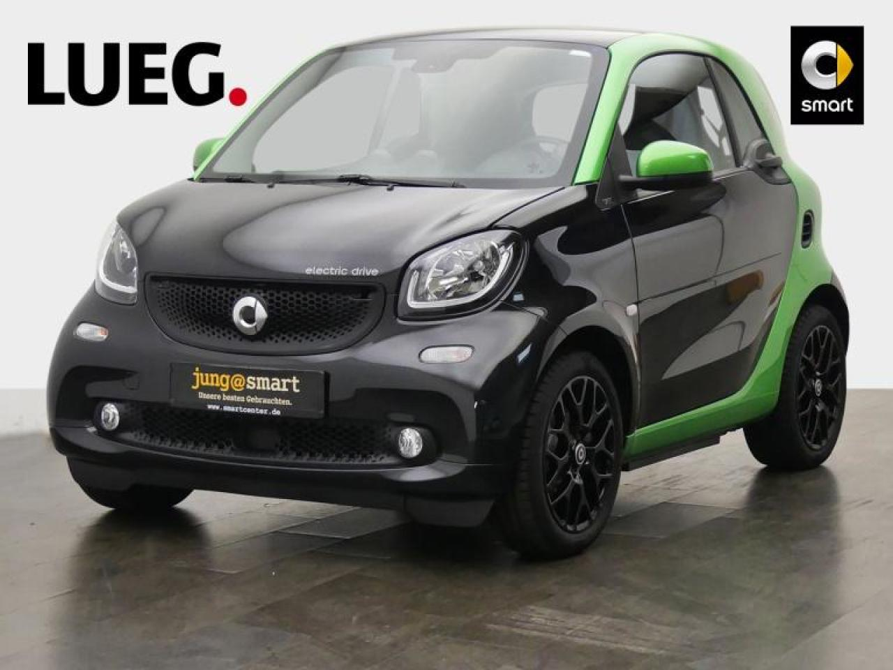 EQ fortwo coupe 60kW prime Cool u. Media+Pano.