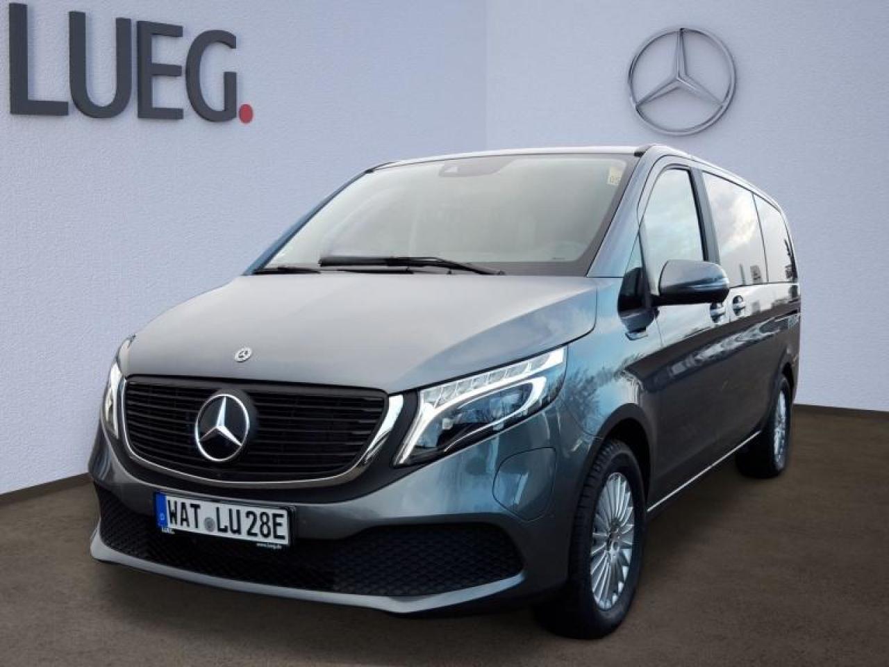 EQV 300 L 7-Sitzer/MBUX/lang