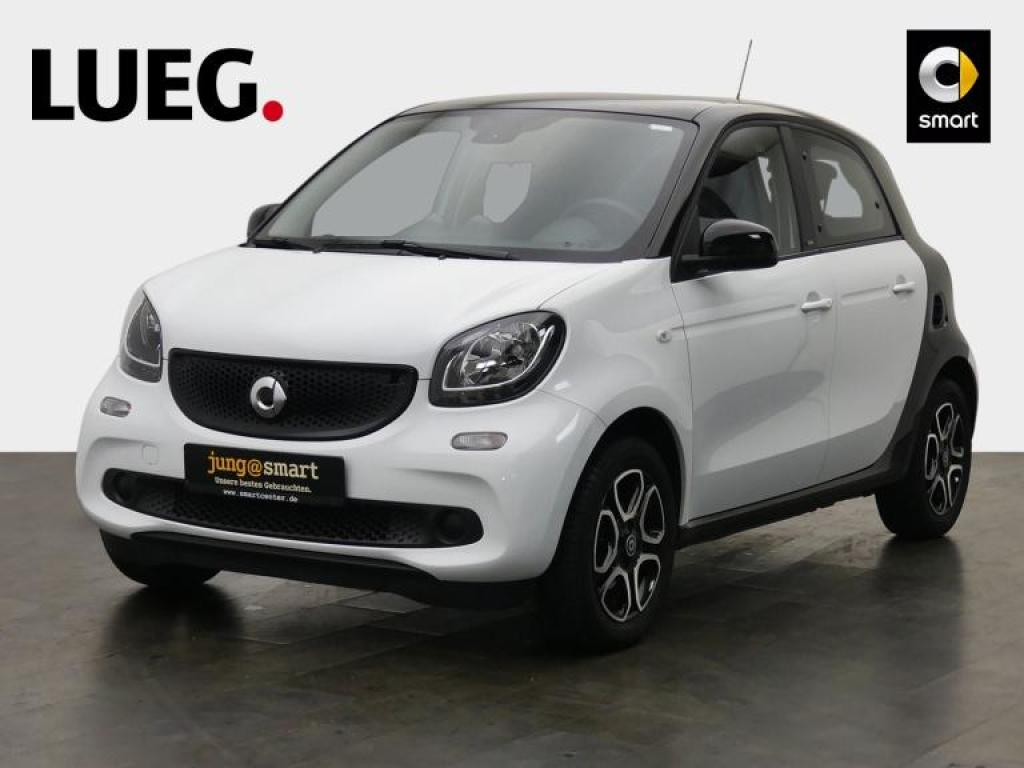 forfour 52kW (71 PS) prime Pano.+Cool u. Audio