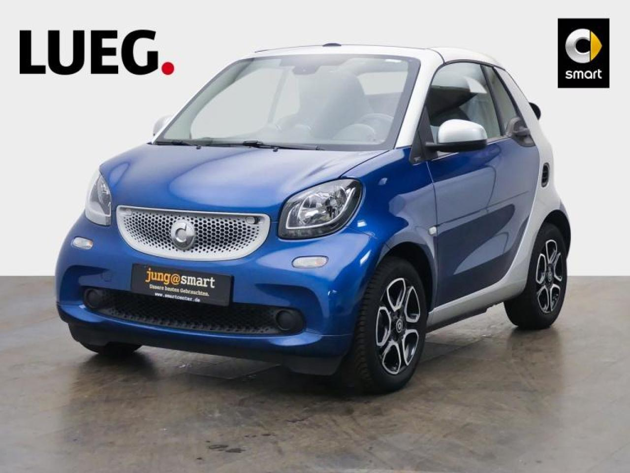 FORTWO 66 KW CABRIO passion Cool u. Media+Kamera