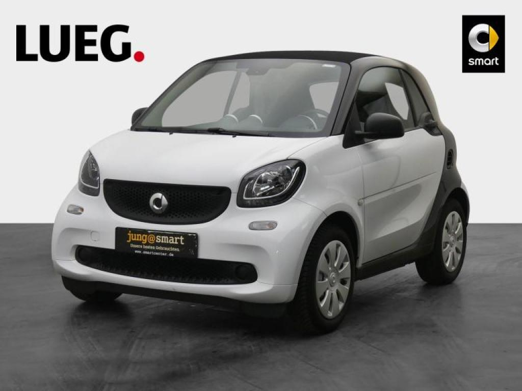 fortwo coupé 52kW (71 PS) Serie Cool u. Audio