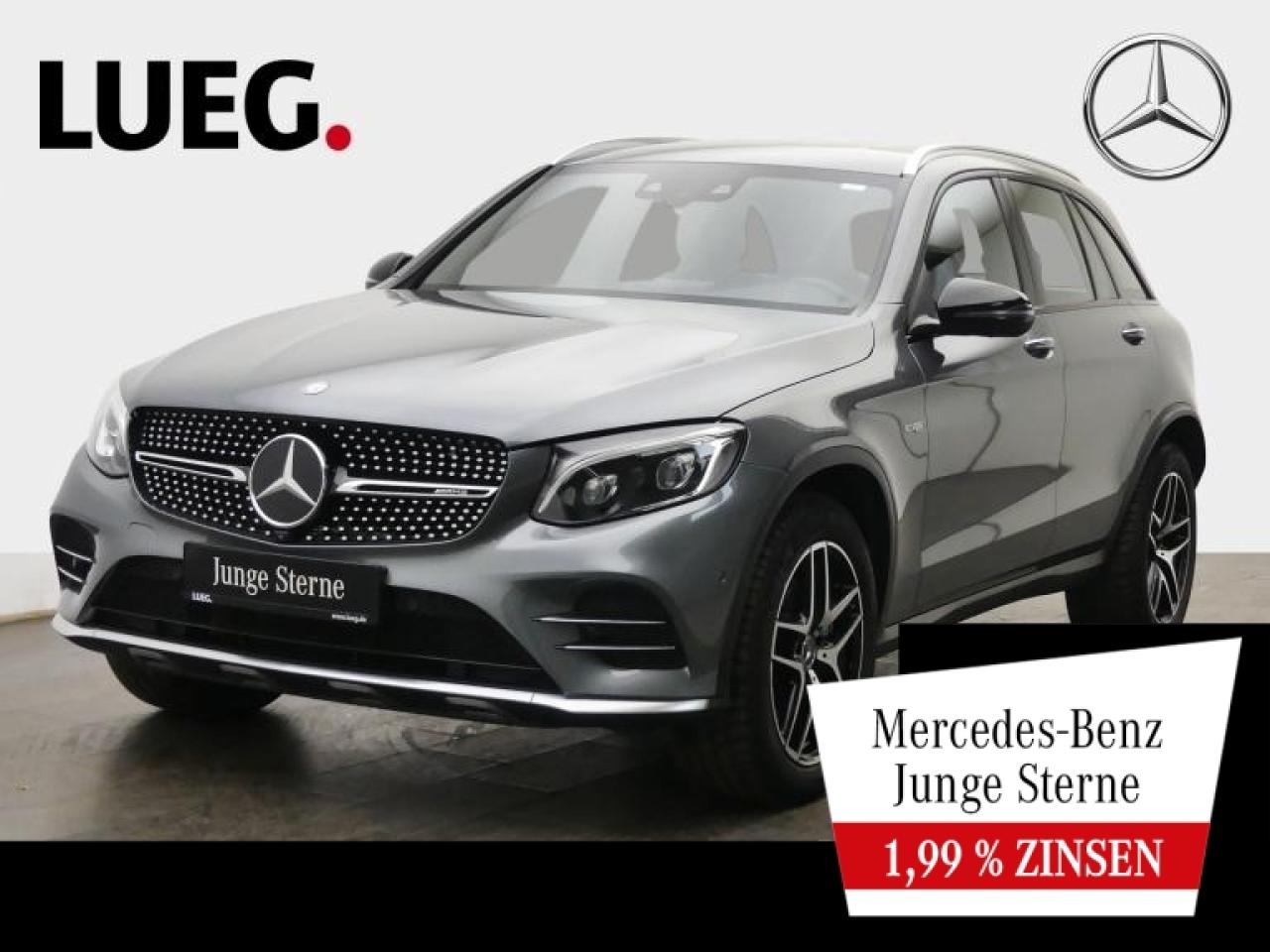 GLC 43 AMG 4M Comand+Fahrassist.+360°+LED+Memory