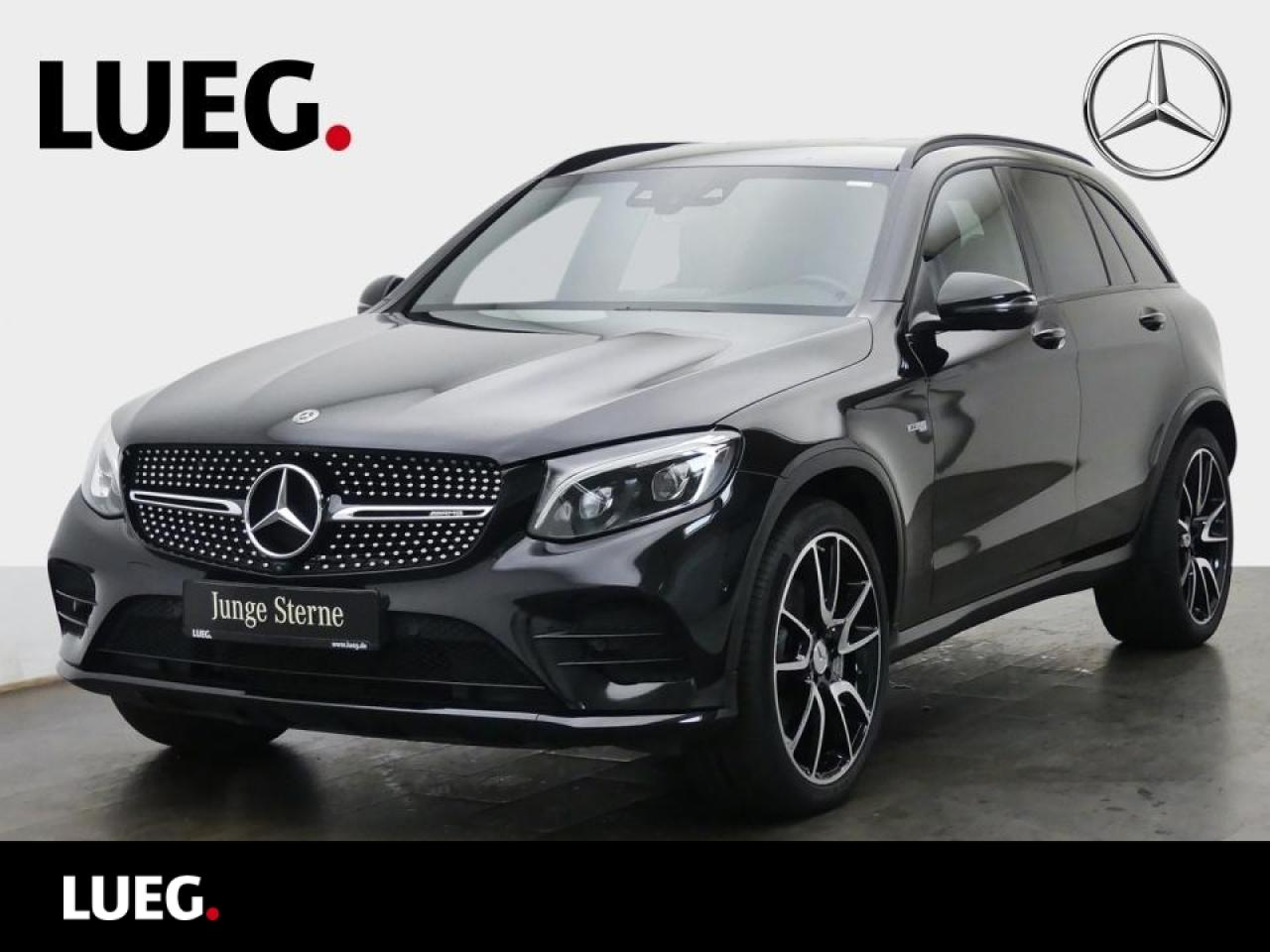 GLC 43 AMG 4M COM+Burm+LED-ILS+SpurP+21''+Mem+RF