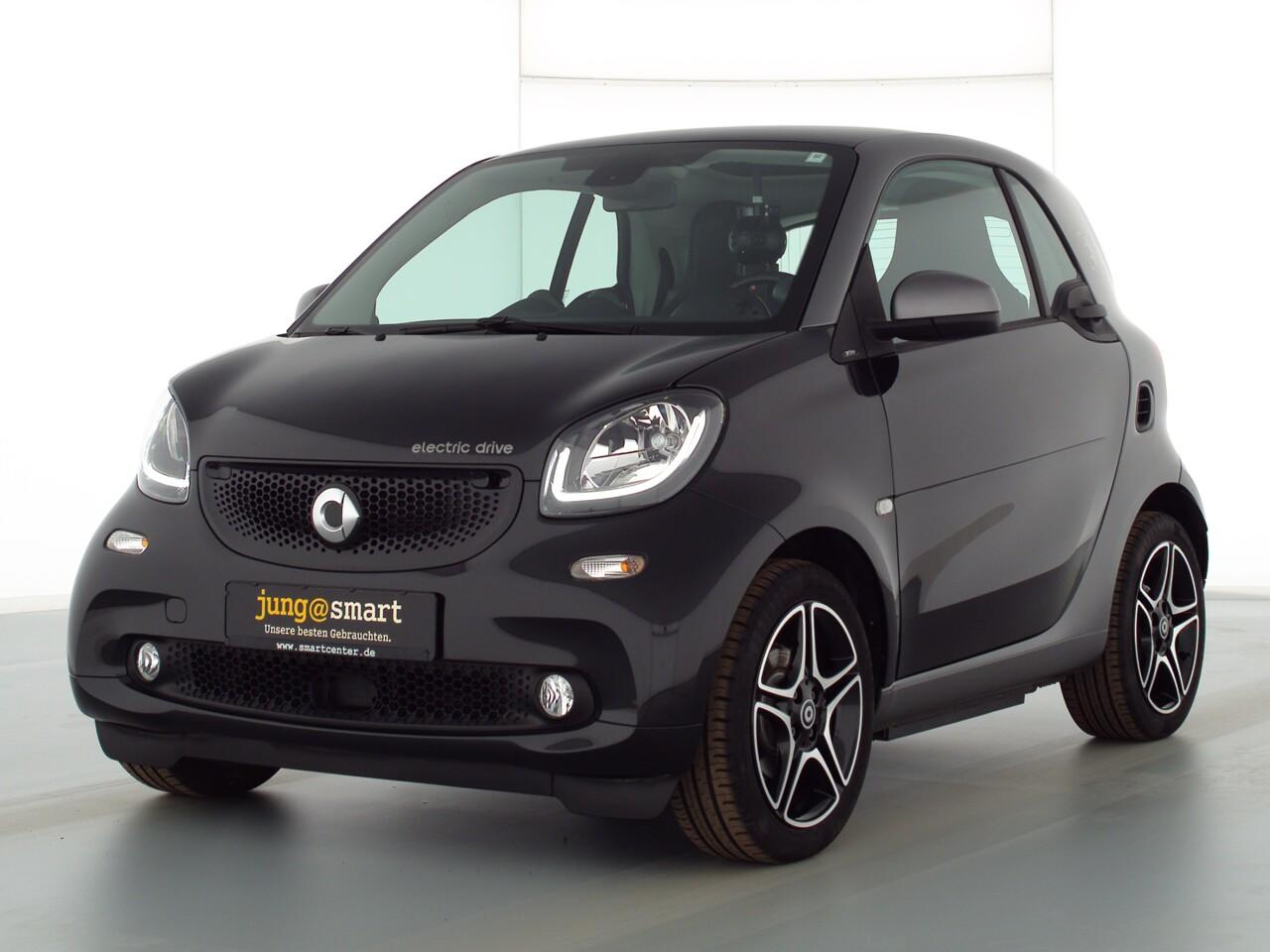 EQ fortwo coupe 60 kW prime Sportpaket