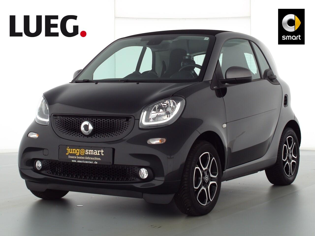 fortwo coupé 52kW (71 PS) passion Cool u. Audio