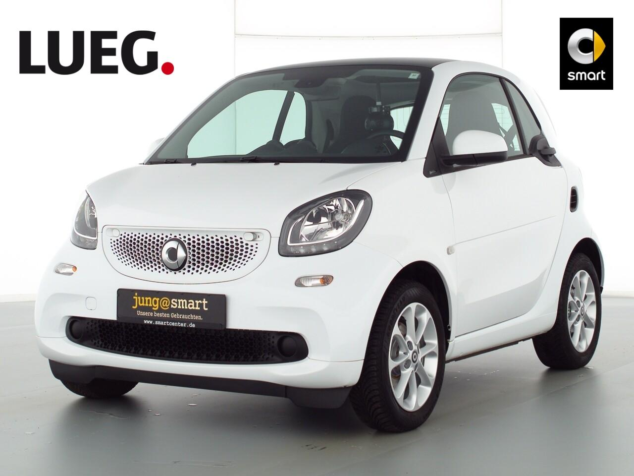 fortwo coupé 52kW (71 PS) Pano.+Cool u. Audio