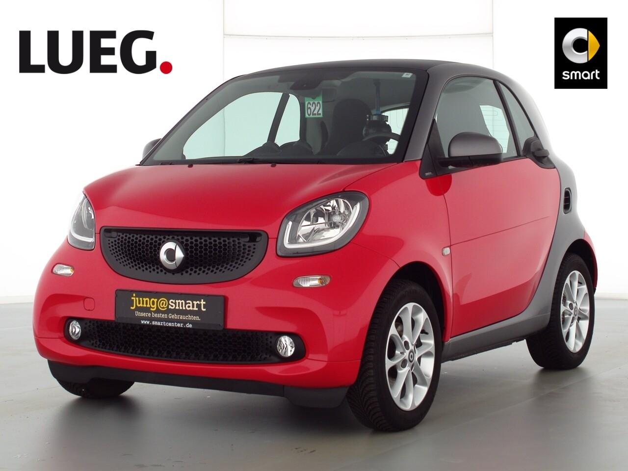FORTWO Coupe 52 kW passion Cool u. Media