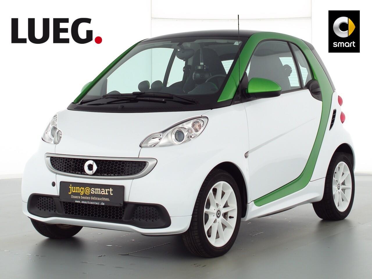 fortwo coupé ed Sale&Care + 65,- &euro montl. Ba