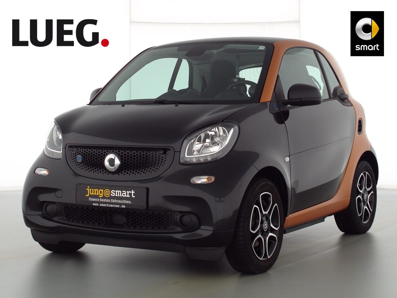 EQ fortwo coupe 60 kW passion Pano.