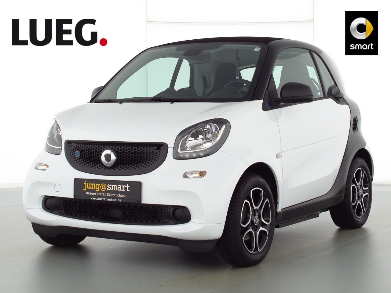 EQ fortwo coupe 60 kW passion Cool u. Audio