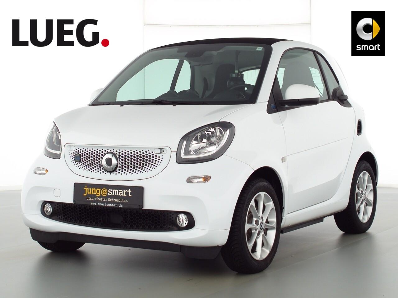 EQ fortwo coupe 60 kW passion Cool u. Media
