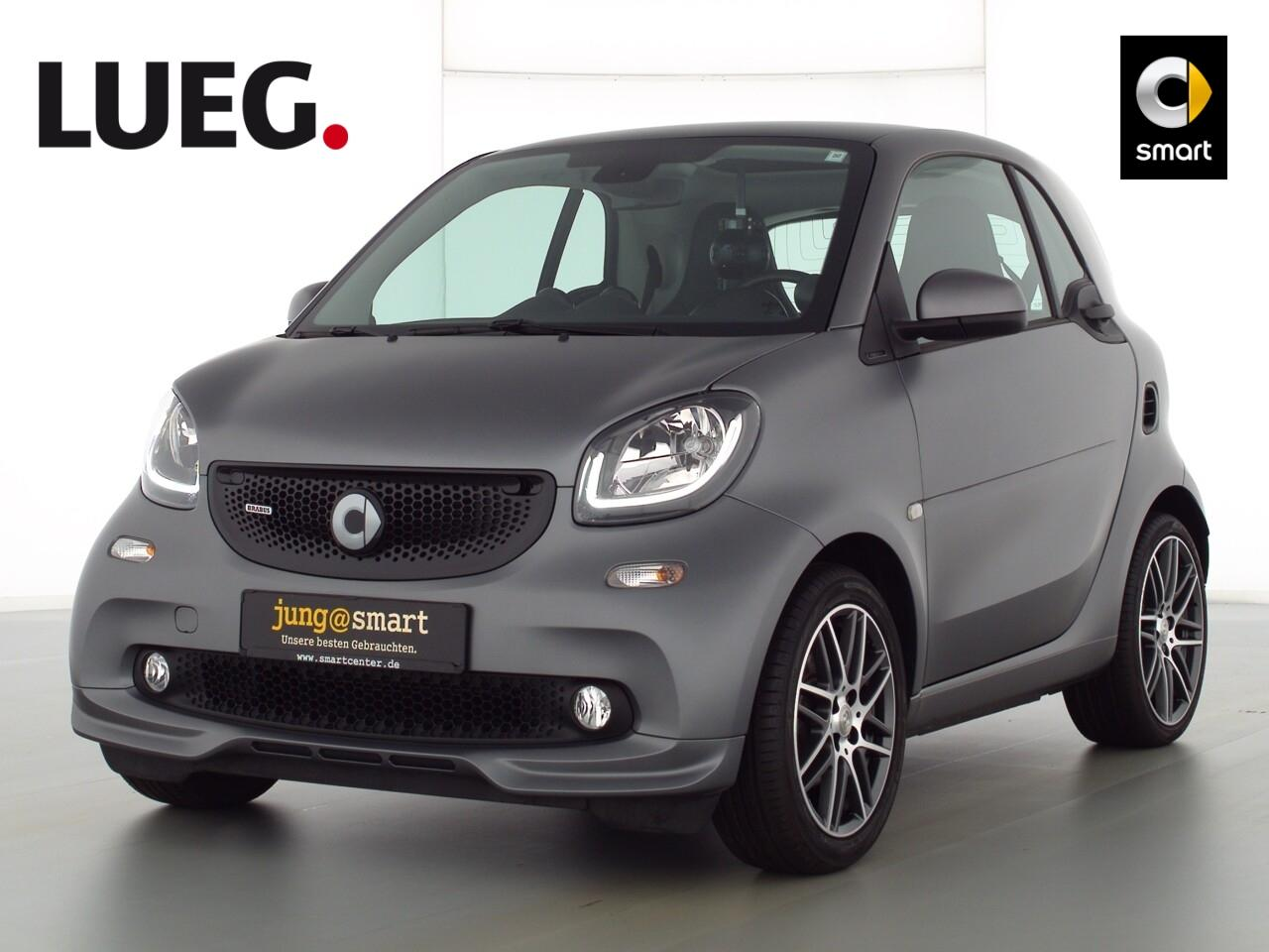 FORTWO COUPE 80KW BRABUS Xclusive Cool u. Media