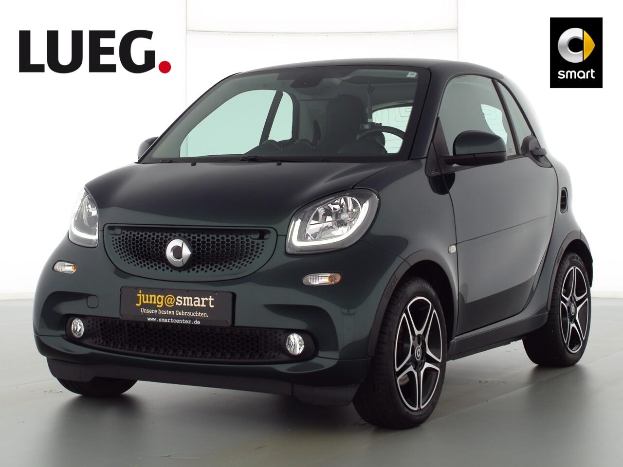 fortwo coupé 66kW (90PS) prime Urban-Style