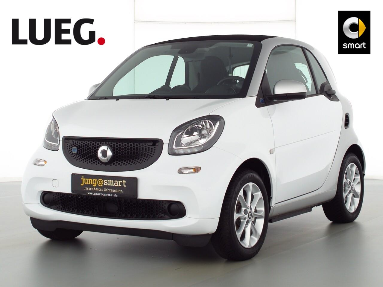 EQ fortwo coupe 60 kW prime Cool u. Media+Pano.