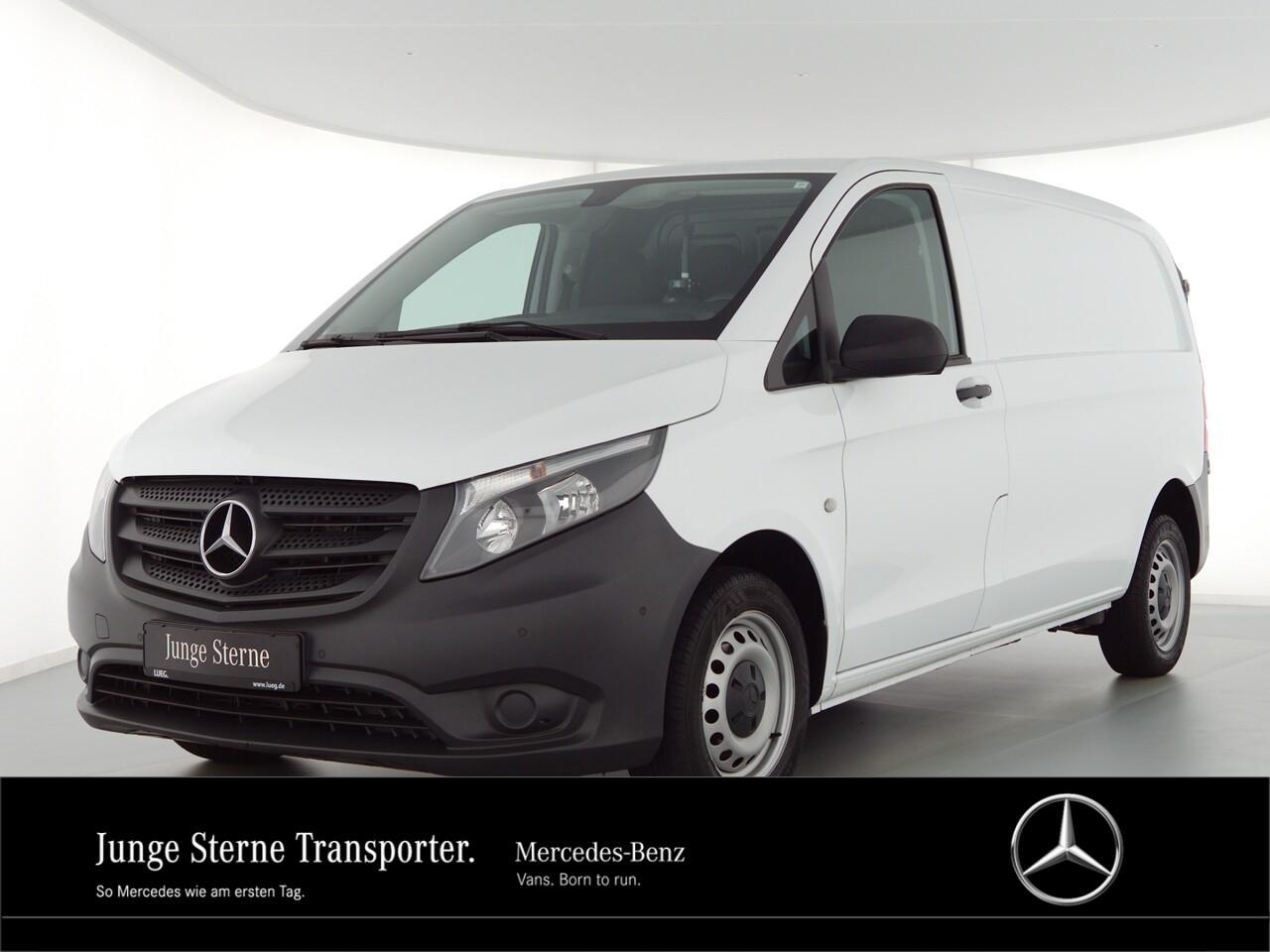 Vito 114 CDI KA/K Kastenwagen kompakt/AHK