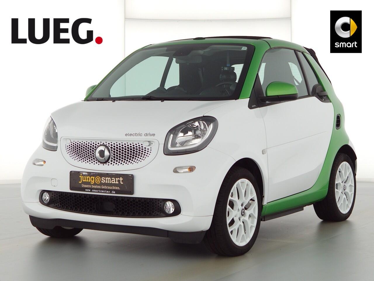 EQ fortwo cabrio 60 kW passion Cool u. Media+JBL