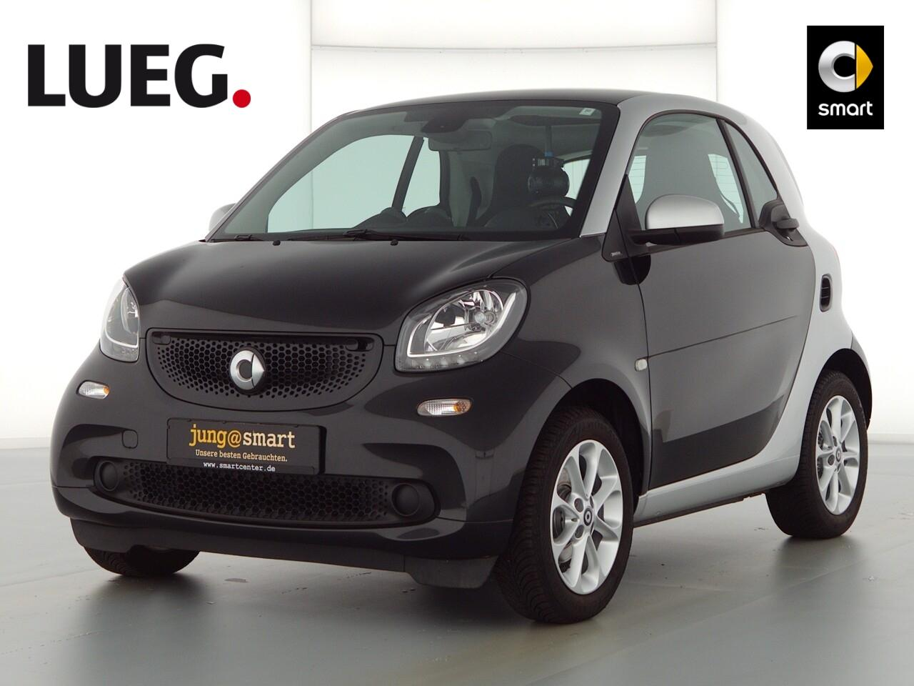 fortwo coupé 52kW (71 PS) passion Pano.