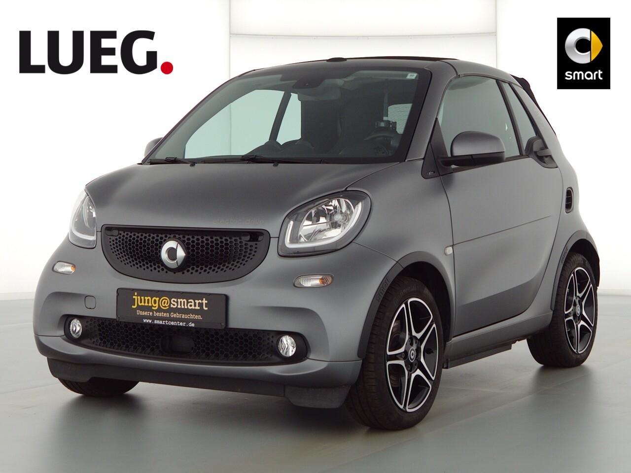 EQ fortwo cabrio 60 kW prime Urban-Style