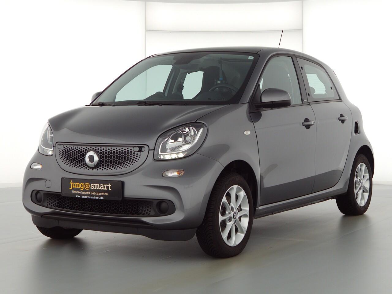 forfour 66kW (90 PS) passion Pano.+Cool u. Audio