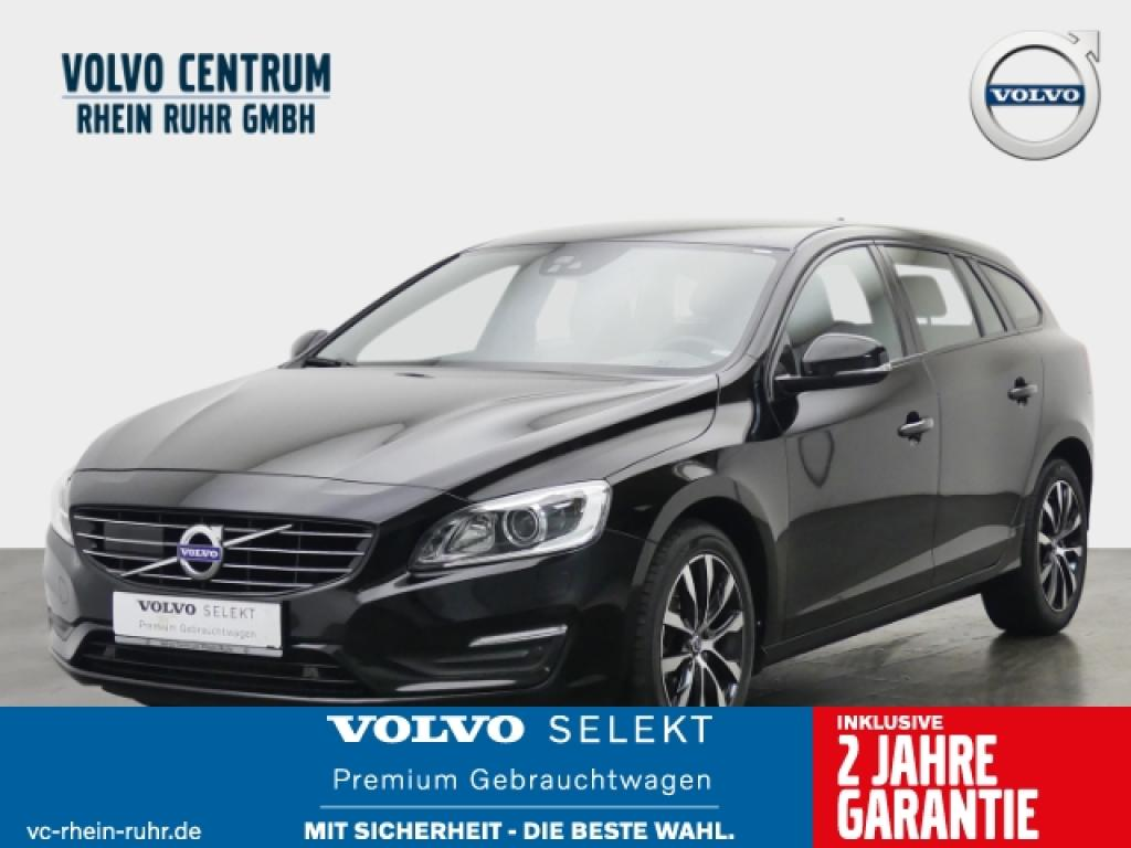V60 Linje Svart D4 - Xenon,Totwinkel,PDC,Navi,Klimaauto,Sitzh