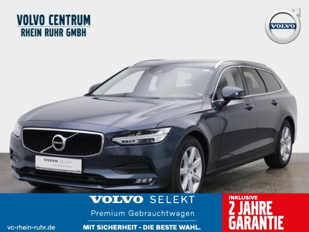 V90 Momentum D4 - AHK,Navi,LED,NSW,Sitzh,Beh.Frontscheibe
