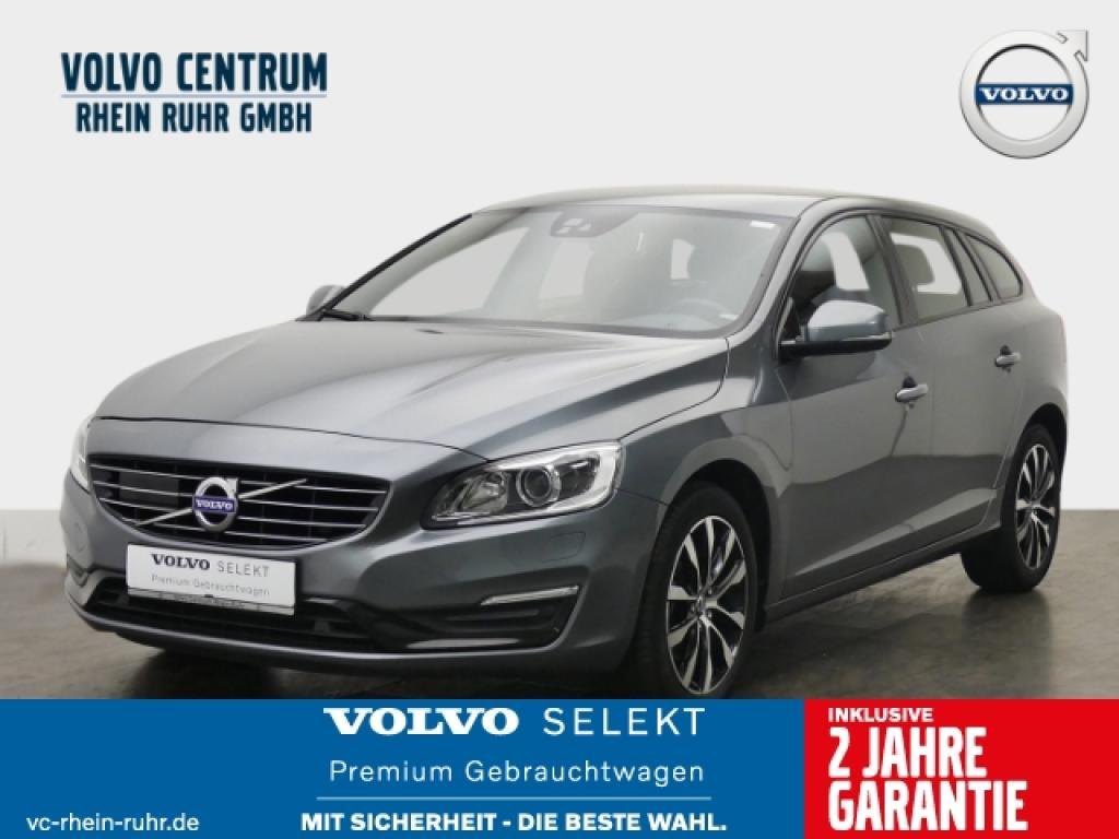 V60 Linje Svart D4 - Xenon,Totwinkel,PDC,Sitzh,LM,Klimaauto