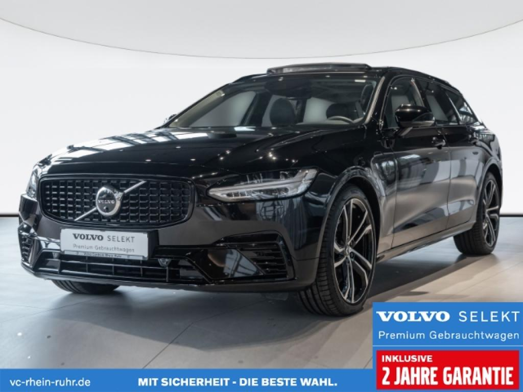V90 R-Design Expr. Recharge AWD T6,LM20,360Kam,Pano,LED